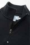 Southern Tide UGA Skipjack Gameday 1/4 Zip - Black