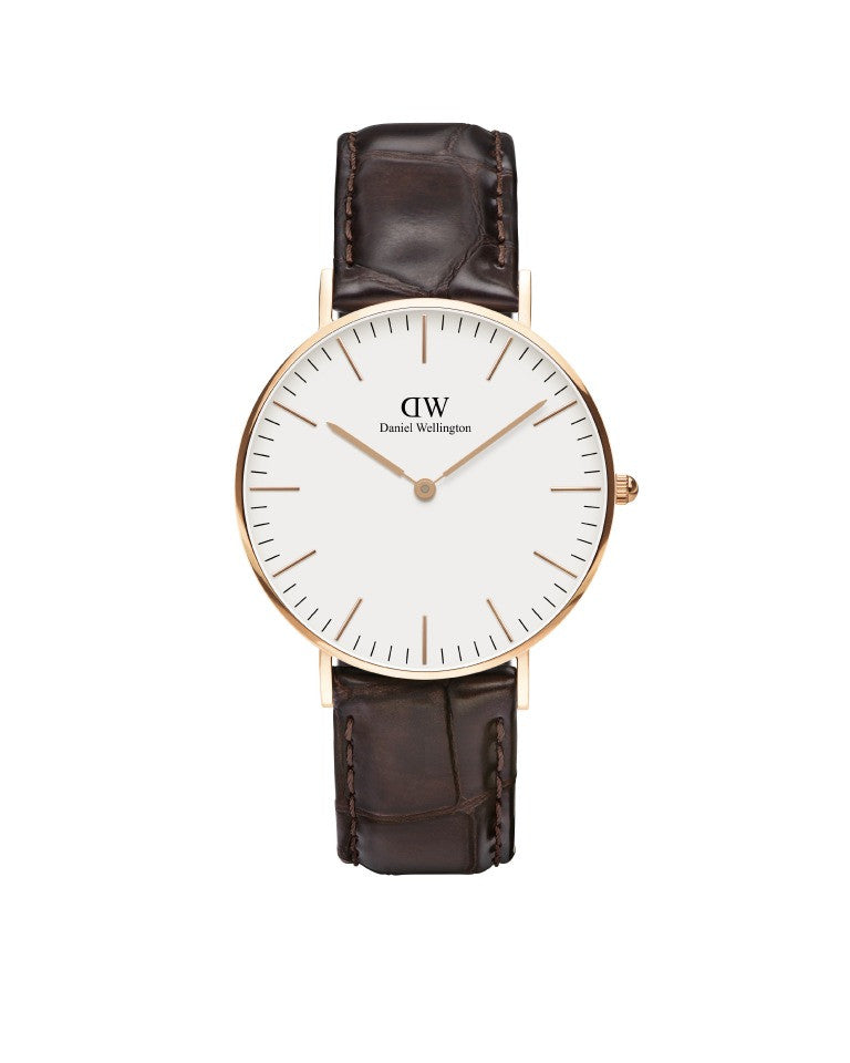 Women's Daniel Wellington - Classic York Rose Gold