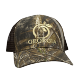 Camo Georgia Trucker Hat