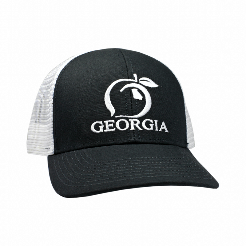 20c8aa1724af51 Original Georgia Trucker Hat – Empire South