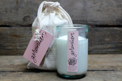 Candle & Seed Pack - 10 oz.