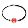 Alex & Ani - Kindred Cord - Chi Omega- Sterling Silver
