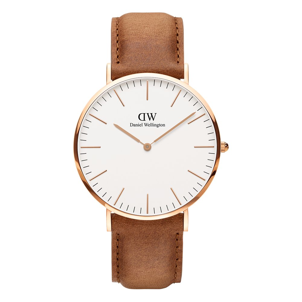 Men's Daniel Wellington - Classic Durham Rose Gold