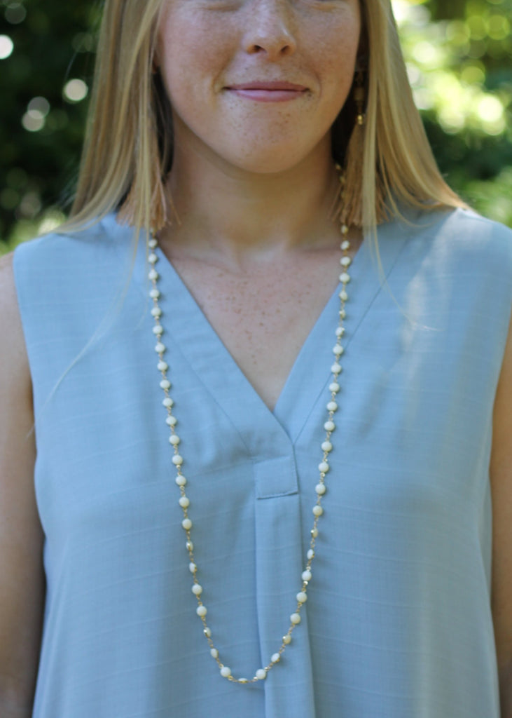 Betsy Pittard - Brittany Necklace