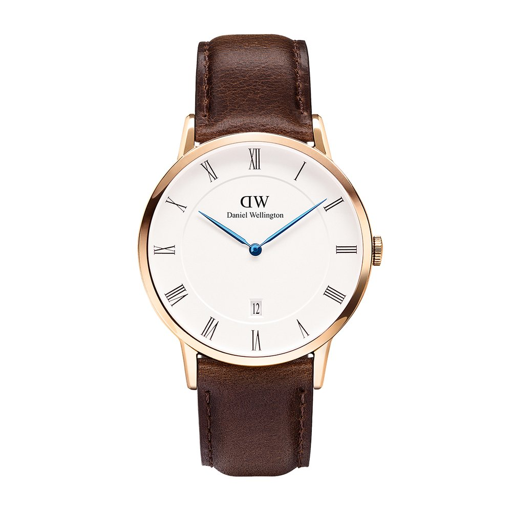 Unisex Daniel Wellington - Dapper Bristol Rose Gold