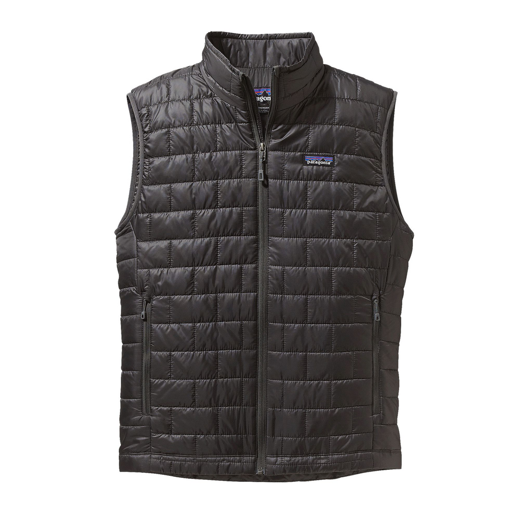 290212ab20a7 Patagonia Men s Nano Puff Vest- Forge Grey – Empire South