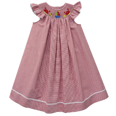 Tea Collection- Daintree Trapeze Baby Dress