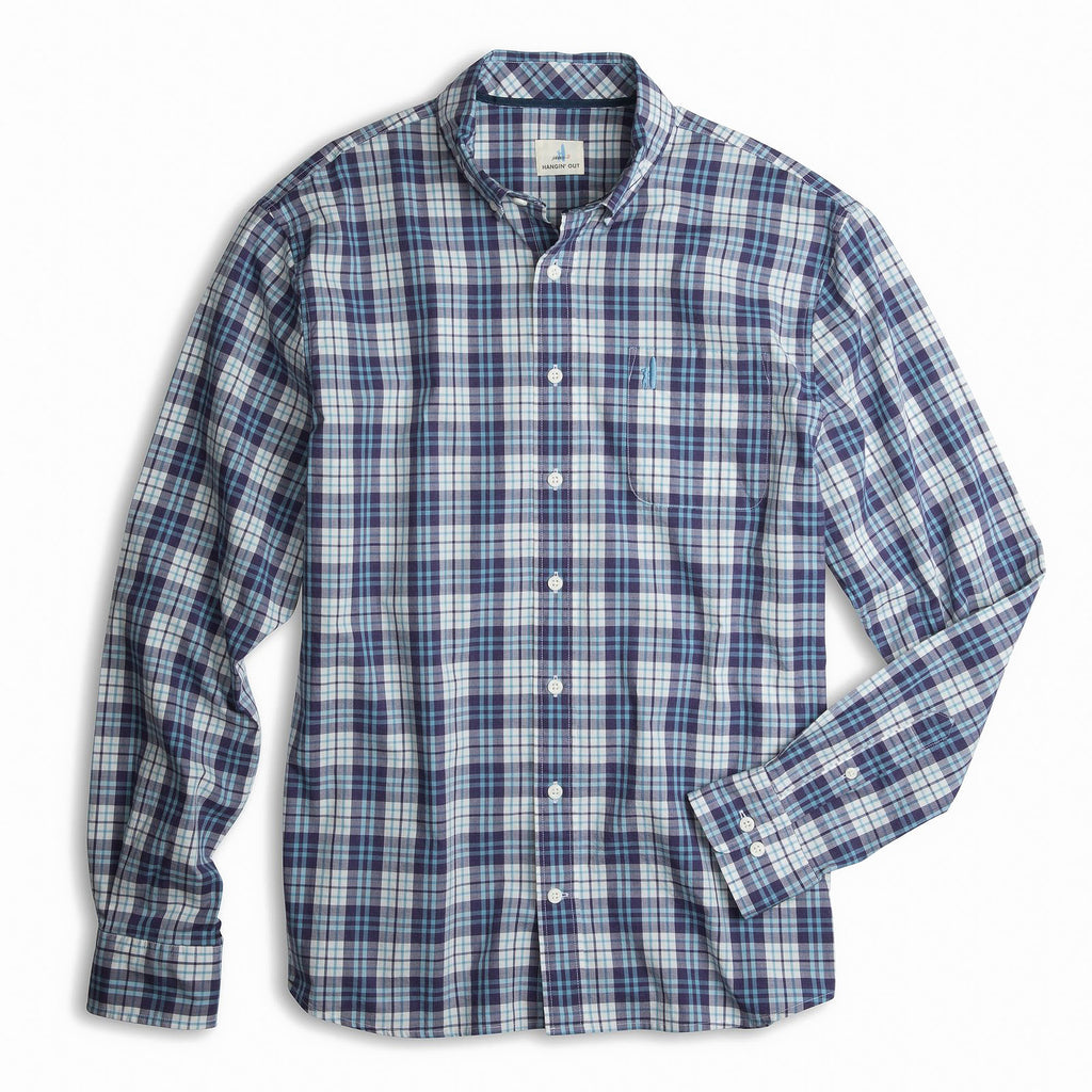 b62e2924939 Johnnie O - Wright Hangin  Out Button Down Shirt – Empire South