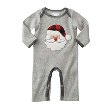 Mud Pie - Camo Santa One-Piece