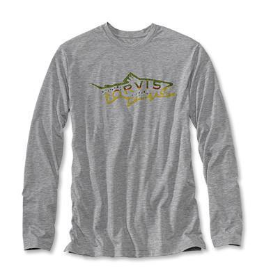 Orvis Brown Trout drirelease® Long-Sleeved Tee