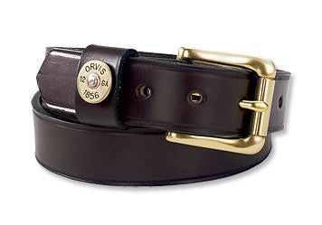 Orvis Ultimate Shotshell Belt - Dark Brown