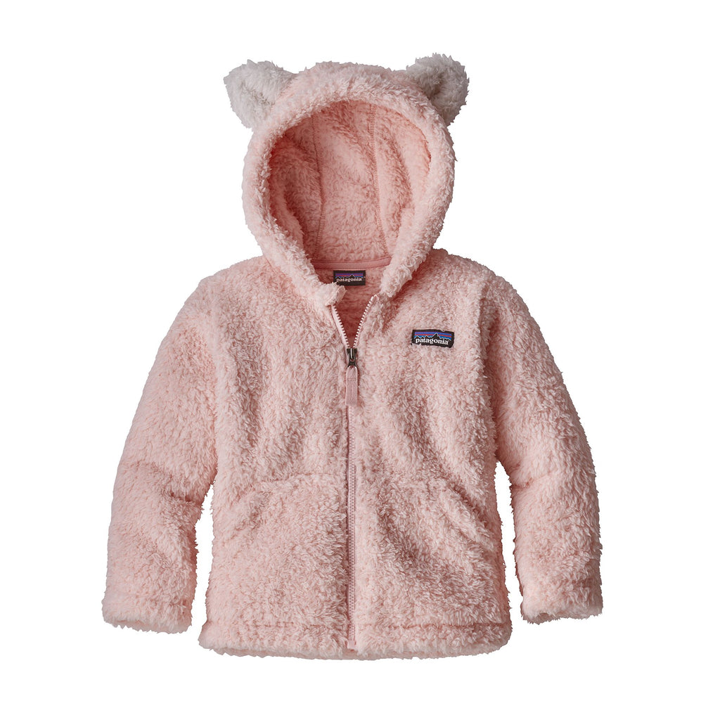 d37f036f29aa39 Patagonia Baby Furry Friends Hoody - Pink Opal – Empire South