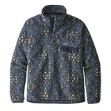 Men's Lightweight Synchilla Snap-T Fleece Pullover - Howl: Stone Blue