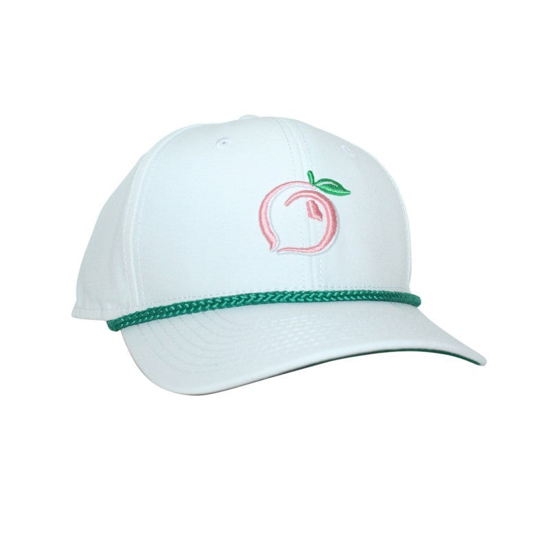 Perfect Peach Cotton Hat