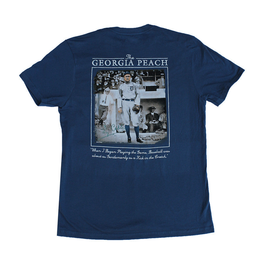 Ty Cobb Short Sleeve Tee (Available in 2 Colors)