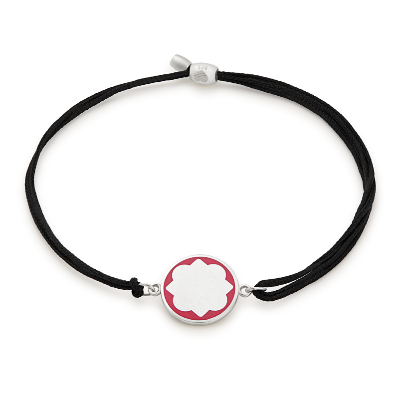 Alex & Ani - Kindred Cord - Phi Mu - Sterling Silver