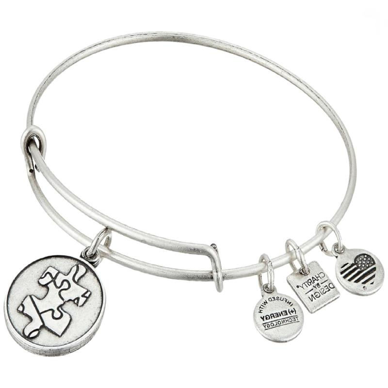 Alex & Ani - Piece of the Puzzle - National Autism Assoc.