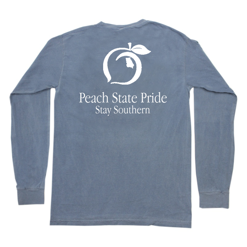 Classic Stay Southern Long Sleeve Tee