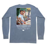 JFK Long Sleeve Tee