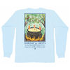 Shrimp & Grits Long Sleeve Pocket Tee