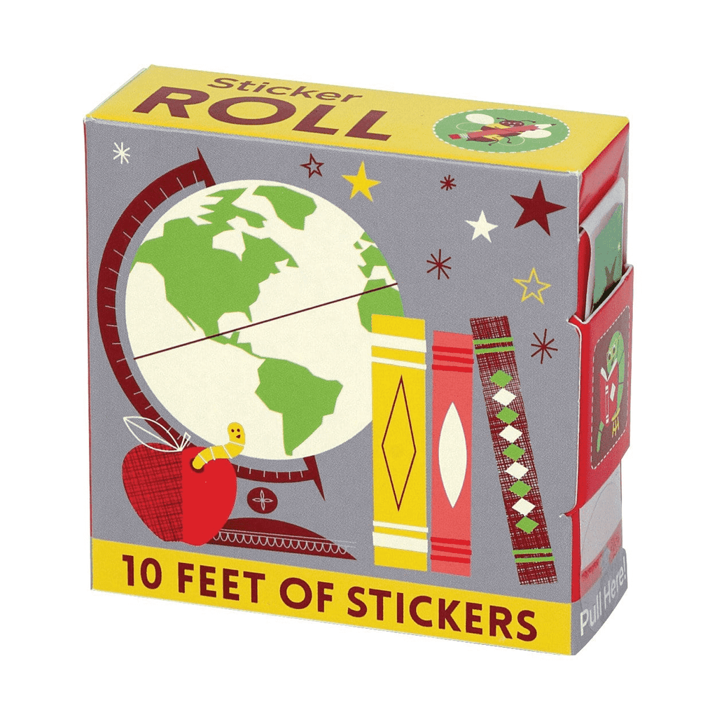 10 Feet of Stickers