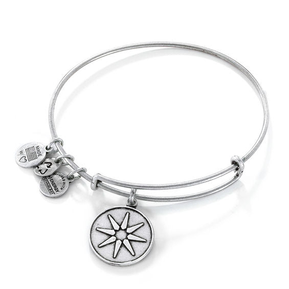 Alex & Ani - Star of Venus - Rafaelian Silver