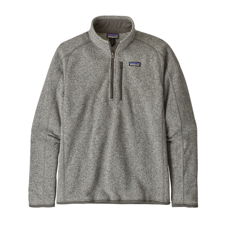 M's Better Sweater 1/4 Zip Pullover