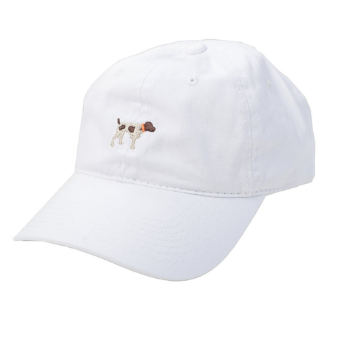 Southern Marsh-Signature Hat- Maroon with White Duck