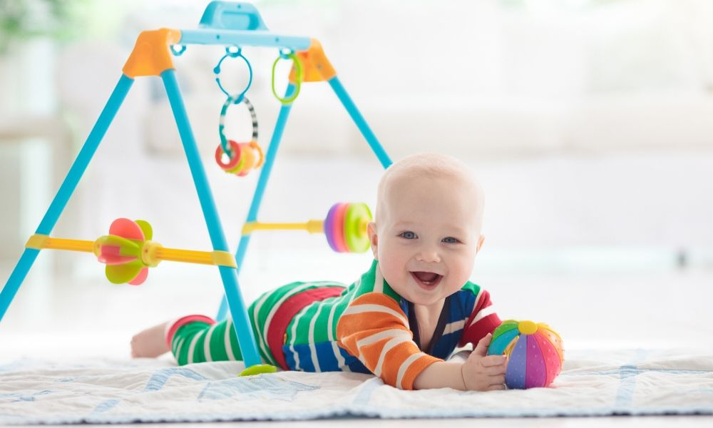 How to Buy Safe Toys for Your Baby
