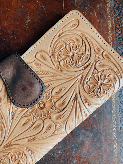 Leather Wallets and Purses