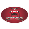 Personalized ATV Oval Decal [016]-Custom / Personalized-Decal Venue