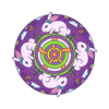 Bunny Rabbit Mandala Decal-Shapes & Patterns-Decal Venue
