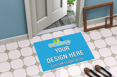 Custom Floor / Carpet / Street / Concrete Decal | Floor Decals | DecalVenue.com