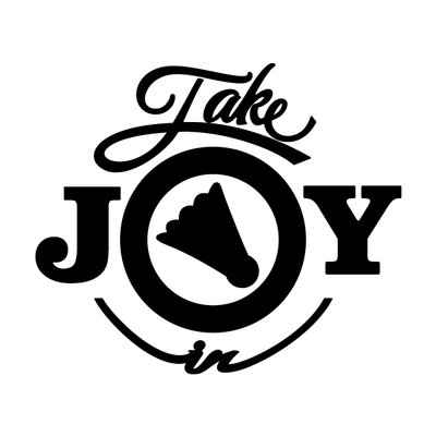 Take Joy In Badminton Decal | Take Joy In | DecalVenue.com
