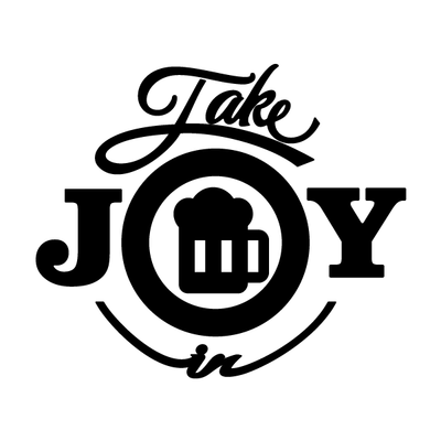 Take Joy In Beer Decal-Take Joy In-Decal Venue