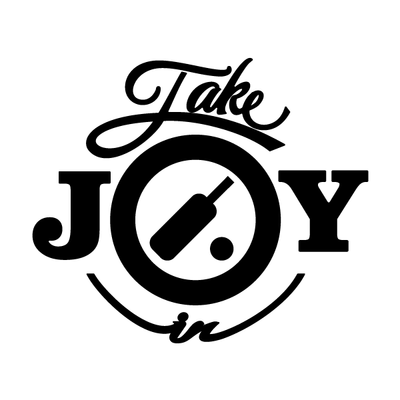 Take Joy In Cricket Decal-Take Joy In-Decal Venue