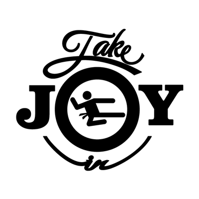 Take Joy In Karate Decal | Take Joy In | DecalVenue.com