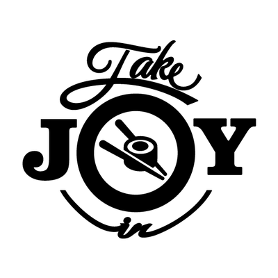 Take Joy In Sushi Decal-Take Joy In-Decal Venue