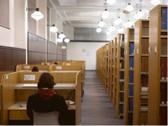 Top 5 Study Spots on UCalgary Campus By: Cassandra Morano - University of Calgary AWAKE Campus Manager