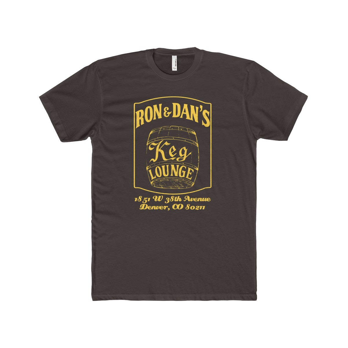 Ron & Dan's Keg T-Shirt - Cotton Tee