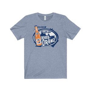 The Denver Orange T-Shirt
