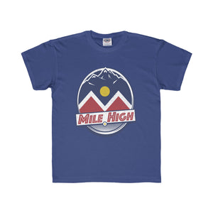Denver Mile High - Youth Tee