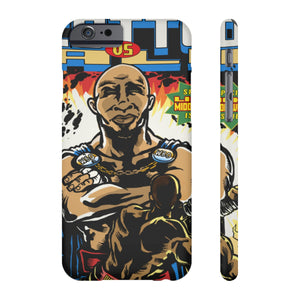 Miguel Cotto Comic Book Cover - Phone Cases