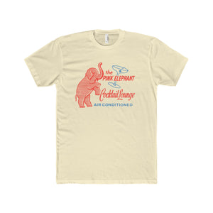 Pink Elephant Cocktail Lounge - Tee