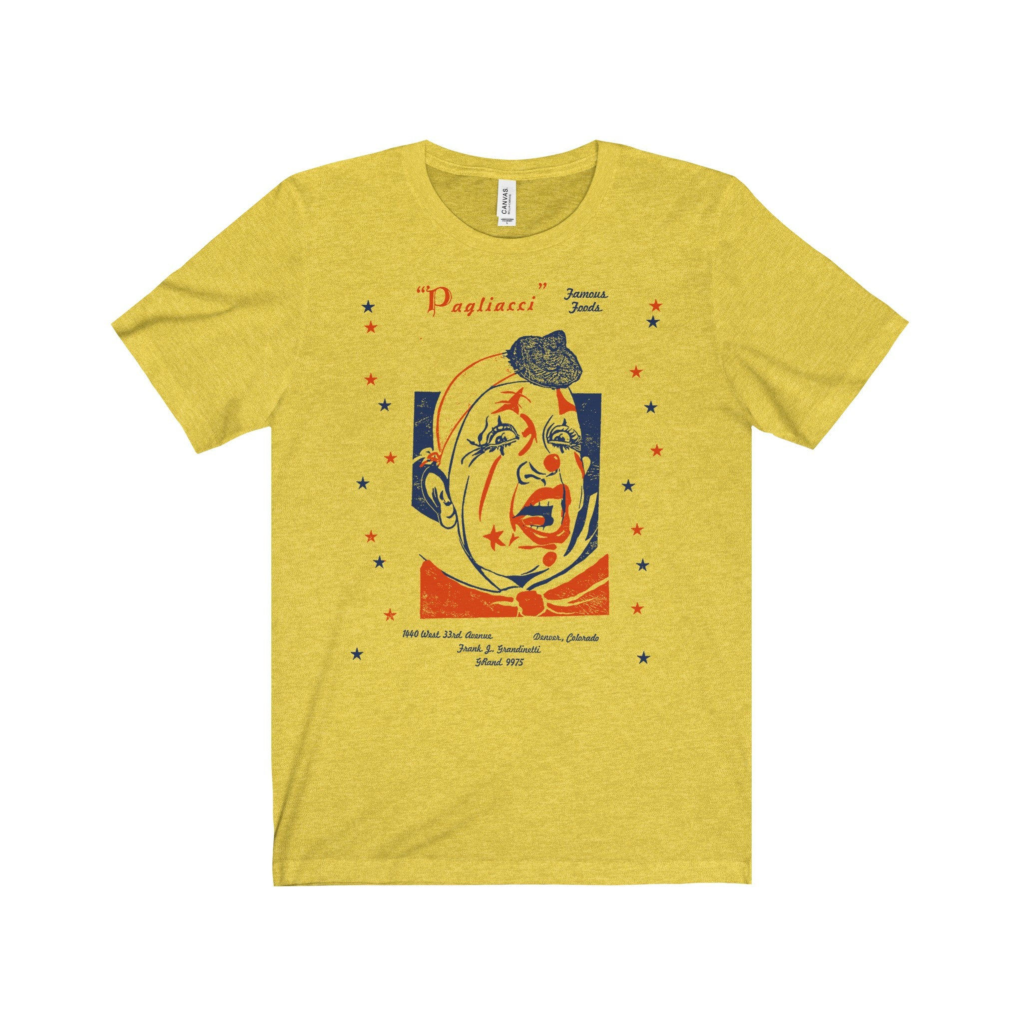 Pagliacci Famous Foods T-Shirt