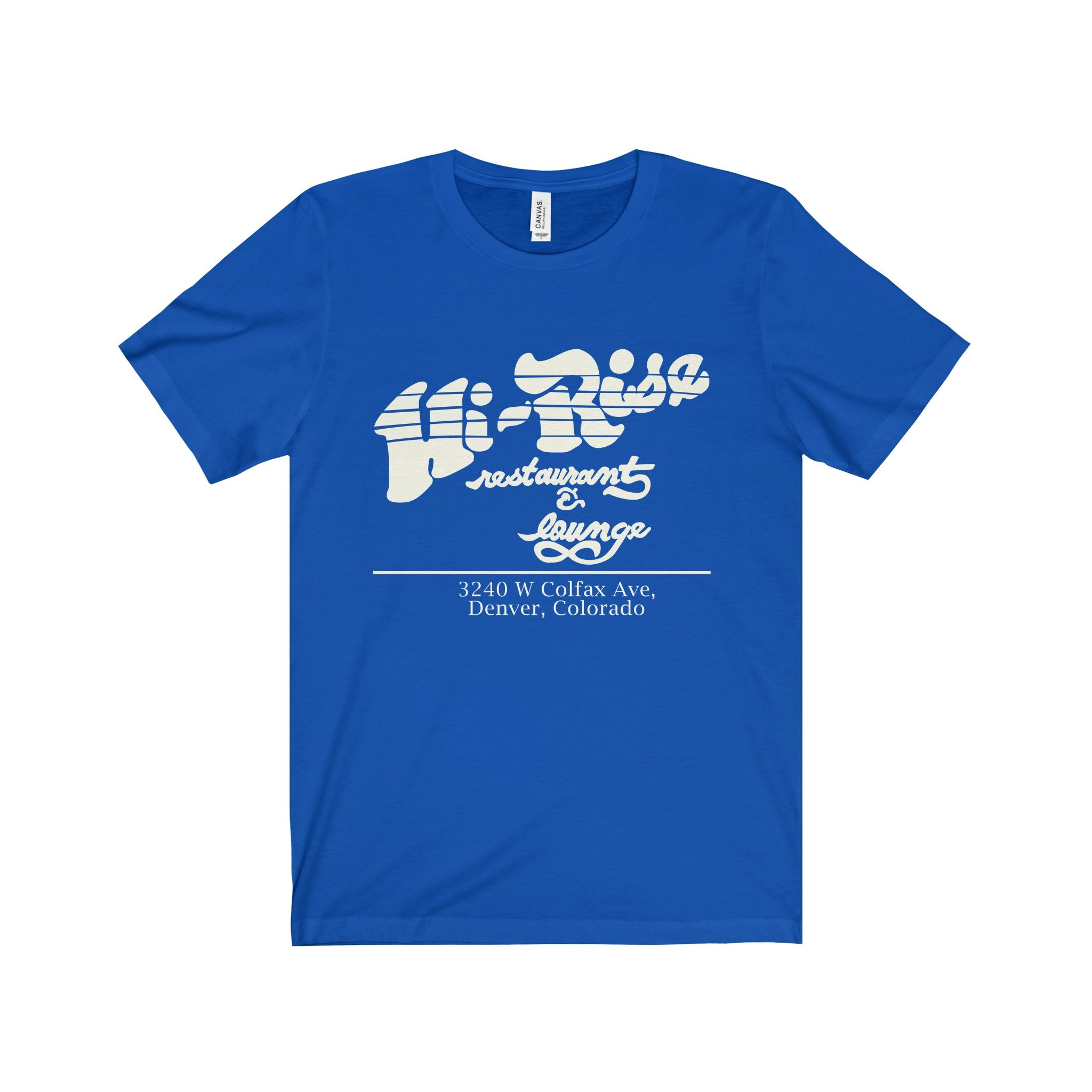 Hi-Rise Restaurant & Lounge T-Shirt