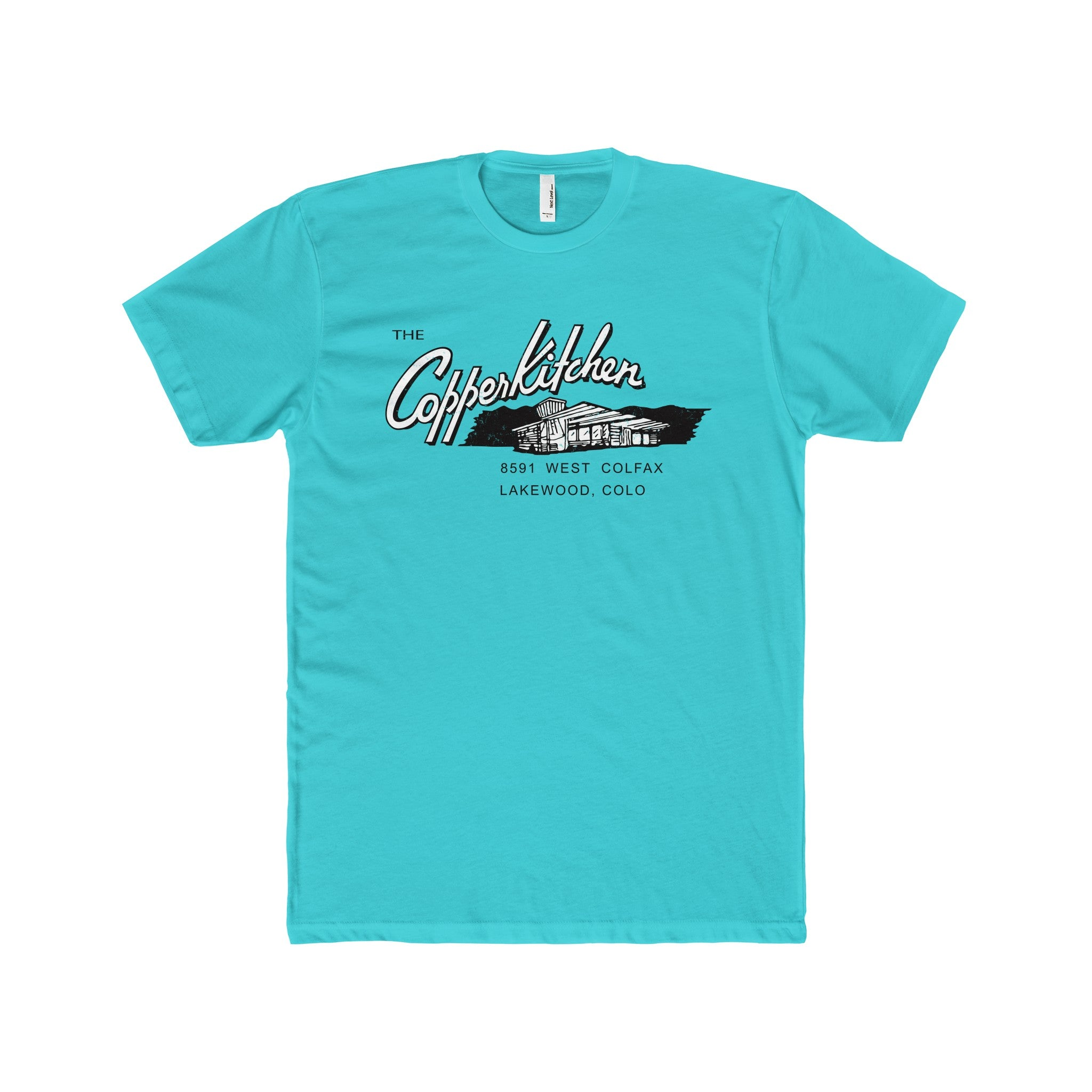 The Copper Kitchen - Crew Neck T-Shirt