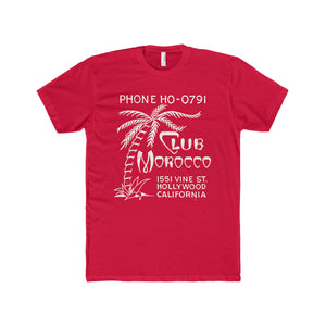 Club Morocco - T-Shirt