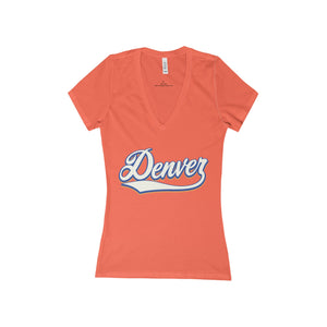 Denver - Women's Deep V-Neck