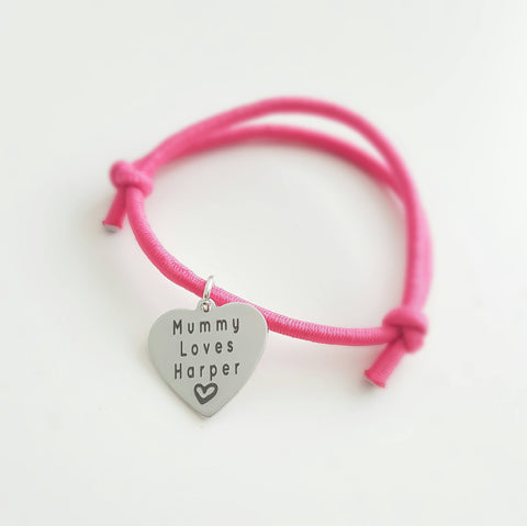 Deluxe Edition Personalised Bracelet
